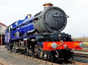 Loco Sound for GWR King 4 6 0