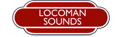 DCC Sound Decoders ! Logo
