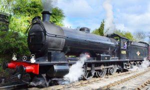 Model Railway Sound Effects Q6 Freight Locomotive