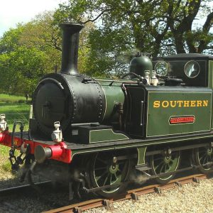 Model Railway Sound Effects for SR Terrier 0-6-0 Tank