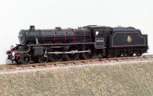 train noises Black 5